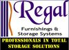 shelving and storage systems from REGAL FURNISHINGS & STORAGE SYSTEMS