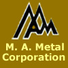 View Details of M. A. Metal Corporation.