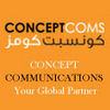 exhibition stand designers from  CONCEPT COMMUNICATIONS KUWAIT