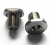 b348 titanium pipe fittings from MINGHAI TITANIUM FASTENER INDUSTRY CO.,LTD.