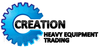 supply chain management from CREATION HEAVY EQUIPMENT TRDG - ROMTECK
