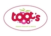 baby bibs from TOOTS FROZEN YOGURT & SWEETS