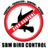stuffed birds from SBM BIRD CONTROL
