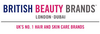 car care & tinting products from BRITISH BEAUTY BRANDS