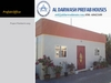 prefab houses shifting from AL DARWASH PORTA CABIN & TENTS FACTORY LLC