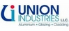 aluminium & aluminium products whol & mfrs from UNION INDUSTRIES LLC