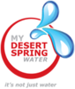 dasani water from MY DESERT SPRING PURE WATER LLC