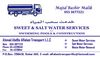 mineral water companies & wholesalers from ALFALASI WATER TANKER TRANSPORT SERVICES