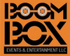 event facility rental from BOOMBOX EVENTS & ENTERTAINMENT LLC