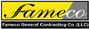 contractors electro mechanical from FAMECO GENERAL CONTRACTING CO. ( L.L.C.)