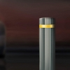 stainless steel bollards from ALGUZLAN SECURITY BARRIERS