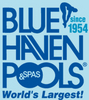 jacuzi from BLUE HAVEN SWIMMING POOLS & SPAS