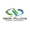 aluminum alloy sheets from NEON ALLOYS
