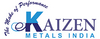 color coated steel roll from KAIZEN METALS INDIA