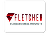 stainless steel litter bins from FLETCHER