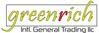RICE from GREENRICH INTL. GENEREL TRADING LLC