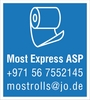 promotional packaging from MOST EXPRESS ASP