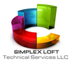 wall and ceiling cladding from SIMPLEX LOFT TECHNICAL SERVICES LLC