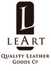 LEATHER from LEART QUALITY LEATHER GOODS CO.