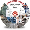 plumbing materials from POWER MEP LLC