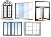 designer windows from ALUMINIUM WORK SERVICES IN KUWAIT