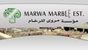 multi color pouch from MARWA MARBLES EST