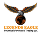 pipe and pipe fitting suppliers from LEGENDS EAGLE TECHNICAL SERVICES & TRADING LLC