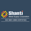 ALLOY SEAMLESS SQUARE PIPE from SHANTI METAL SUPPLY CORPORATION