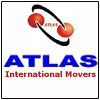 cargo services air from ATLAS INTERNATIONAL MOVERS AND FREIGHT FORWARDER